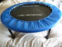 Reebok Exercise Trampoline Rebounder (small indoor) £20 - Brighouse Collection