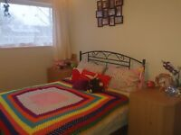 Double bedroom available, Spacious and well decorated