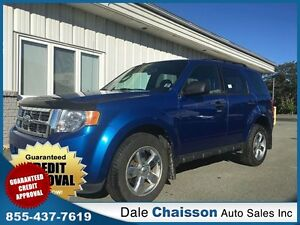 2011 Ford Escape XLT 3.0L V6 4x4, Leather, Sunroof