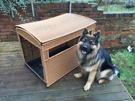 Extra large dog crate cage