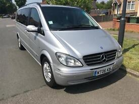 Mercedes-Benz Viano 3.0cdi can take swaps