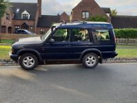 Land rover discovery Td5 gen2