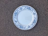 """Yamasen"" Blue & White Fine Chine Dinner Service"