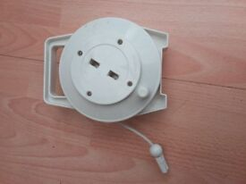 50 foot telephone extension with twin socket