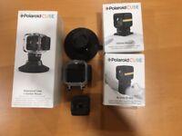 Polaroid Cube+ Wi-Fi Lifestyle Action Camera Sports