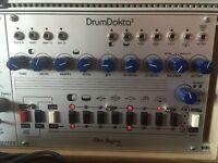 DrumDokta 2 Eurorack Drum Machine