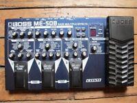 Boss ME50b Bass Processor