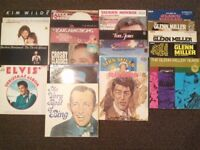 Vinyl LPs x20 + 2 box sets