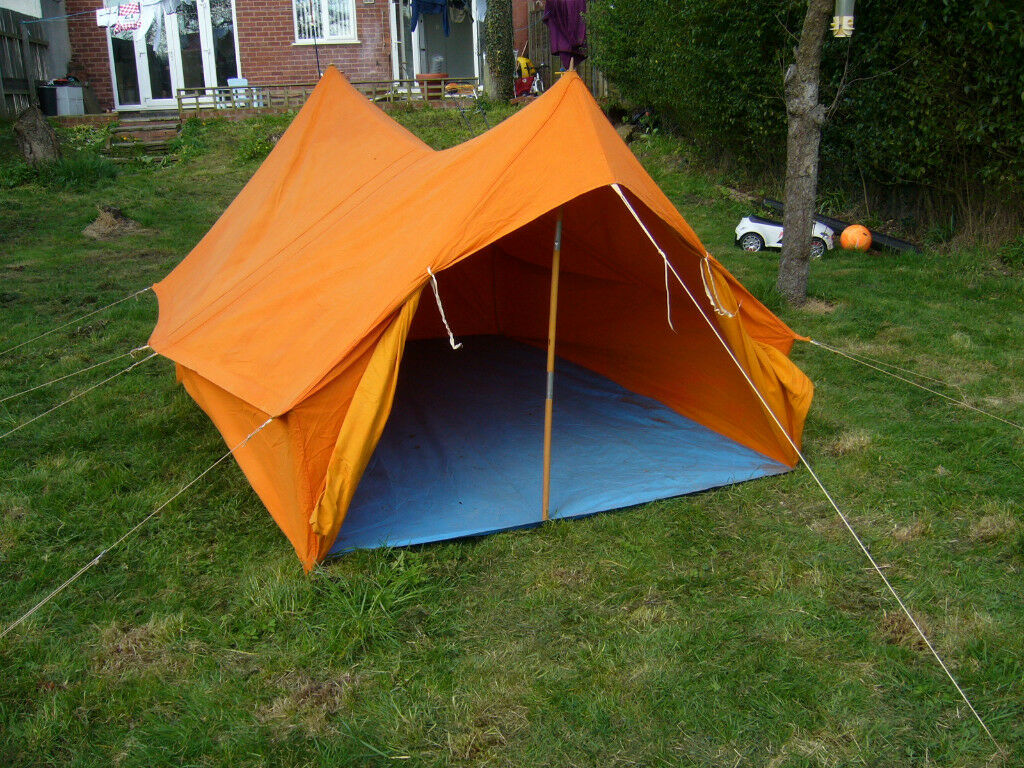 2 Man Canvas Tent  Festival Tent | in Handsworth, West Midlands | Gumtree