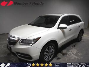 2014 Acura MDX Navi, Leather, Backup Cam, All-Wheel Drive!