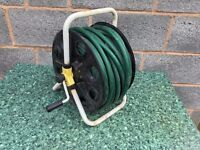REEL WITH HOSE
