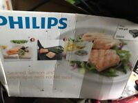 Phillips Table grill