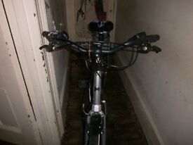 EBCO UCL20 electric bicycle,