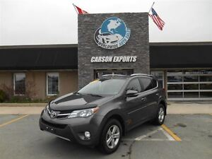 2013 Toyota RAV4 XLE! LOOK FINANCING AVAILABLE!