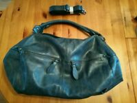 Large baby changing bag, uses once excellent condition