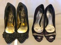 Brand New Size 6 ladies shoes - Faith & Red Herring