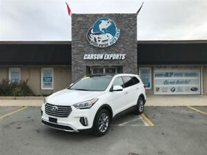 2017 Hyundai Santa Fe XL WOW LIMITED WITH PANO ROOF! FINANCING A