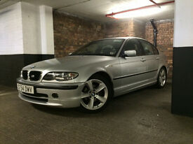 BMW 3 SERIES 2.0 318i ES 4dr MOT Excellent