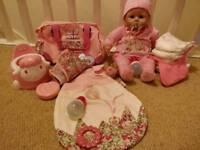 Baby annabelle set