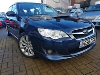 Subaru Legacy 2.0 D REN Sports Tourer 5dr full leather Full Service History