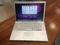 """MacBook Pro 15"""" with MS Office. Older model but works well."""