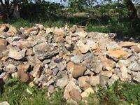 Rockery Stones/Facing Stone