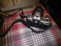 Two great quality film cameras