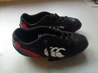 Canterbury Rugby Boots Junior - UK Kids Size 13