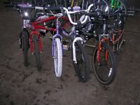 Cheap children's bikes for sale from £15