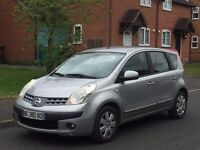 2006 Nissan Note 1.4 SE LHD LEFT HAND DRIVE