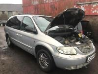 Chrysler Grand Voyager 2.5crd / Breaking all Parts available