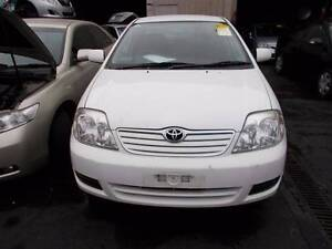 Toyota Corolla ZZE12 2004! Gladesville Ryde Area Preview