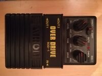 Arion SOD-1 Stereo Overdrive Pedal