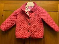 Baby Girls designer clothes, Joules, Burberry, D&G