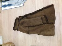 Glenhusky vintage woman's sheep skin coat - 16