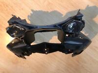 Genuine Yamaha 2015 R1 Headlight Assembly + Control Unit