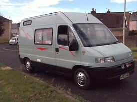Fiat Ducato Diesel Campervan/Day Van