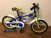 VR46 Kids Bike