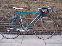 Italian Torpedo Racer Bike Columbus Steel Frame