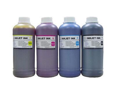 4x500ml Refill Ink For Hp901 Officejet 4500 J4524 J4540 J...