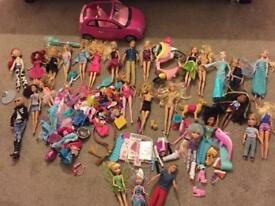Bundle of barbies