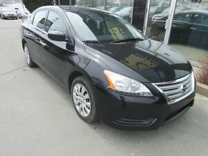 2014 Nissan Sentra SHARP AUTO SEDAN