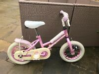 Apollo Sweetie kids bike - perfect first bike