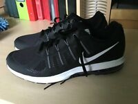 Nike Air Max Dynasty Mens Trainers in Black - Size Mens UK12 - Brand New & Unused