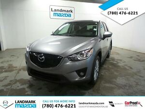 2015 Mazda CX-5 GT TECH AWD / NAV / LEATHER / MOONROOF Edmonton Edmonton Area image 1