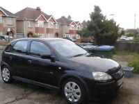 Vauxhall Corsa 1.2 16 V Sxi,2004, 77.000 miles GREAT CONDITION !!!