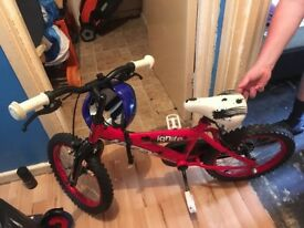 Kids bike age 3+