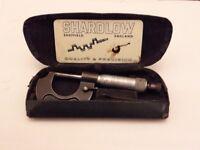 Shardlow micrometer