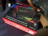 Sound Blaster X AE-5 PCIe DAC Sound Card RGB *BRAND NEW*
