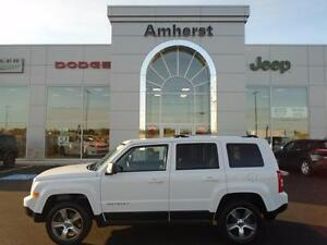 2016 Jeep Patriot SPORT 4X4 WITH SUNROOF